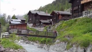 Documentaire Paysages d'ici et d'ailleurs – Le Valais