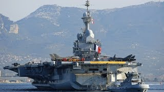 Documentaire Le grand Charles, porte-avions fer de lance Français