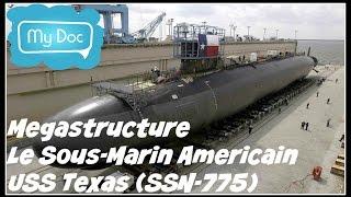 Documentaire Le sous-marin Americain USS Texas