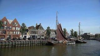 Documentaire Les Pays-Bas, au fil de l'eau