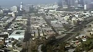 Documentaire Los Angeles, le territoire de la peur