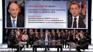 Documentaire Nicolas Sarkozy, secrets d'une présidence (1/2)