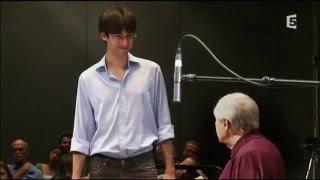 Documentaire Pierre Boulez, le geste musical