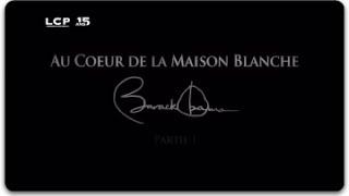 Documentaire Au coeur de la Maison Blanche, Barack Obama
