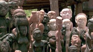 Documentaire Bénin, aux origines du Vaudou