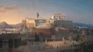 Documentaire La Grèce antique, de la tyrannie à la démocratie