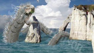 Documentaire Mystère et légende des plus grands monstres de la mer