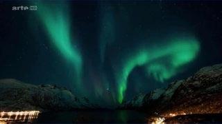 Documentaire Entre terre et ciel – Svalbard, le pays des aurores boréales