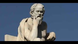 Documentaire La Grèce antique, Socrate et la naissance de la philosophie