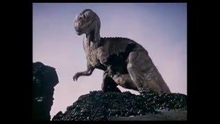 Documentaire Les dinosaures, de la terre au ciel