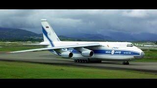 Le titan des airs, l'Antonov 124