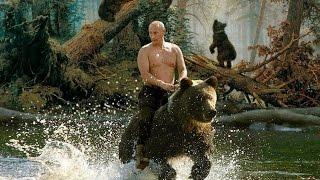 Documentaire Vladimir Poutine, un président pas comme les autres