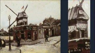 Documentaire Sur les traces de Van Gogh, entre mythe et vérités