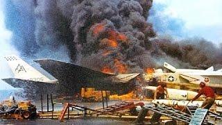 Documentaire L'explosion de l'USS Forrestal