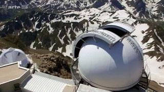 Documentaire Entre terre et ciel – Pic du Midi, la météo des planètes
