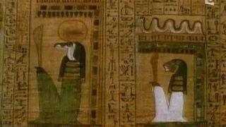 Documentaire L'Egypte, dieux et démons