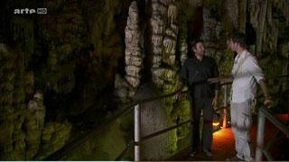 Documentaire Enquête d'ailleurs – Crète : aux origines du labyrinthe