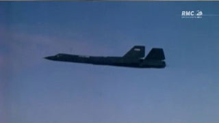 Documentaire Blackbird SR-71, l'avion espion