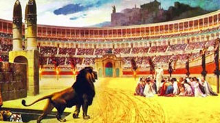 Documentaire Enquête d'Ailleurs – Rome, les premiers chrétiens