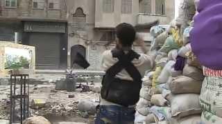 Documentaire Alep en Syrie, vivre avec la guerre