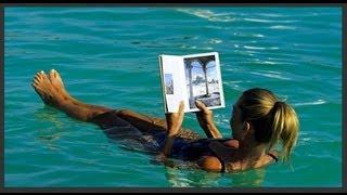 Documentaire Que vive la mer morte, l'humain flotte
