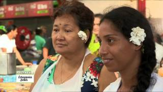 Documentaire Échappées belles – Polynésie, la perle du Pacifique