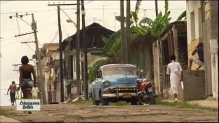 Documentaire Echappées belles – Cuba