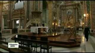 Documentaire Échappées belles – Rome et le Vatican