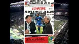 Documentaire C'est pas sorcier – Coulisses du football