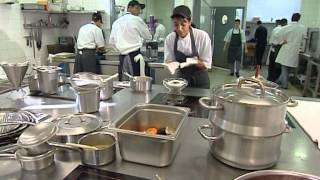 Documentaire C'est pas sorcier – Cuisine de chef : la science des saveurs
