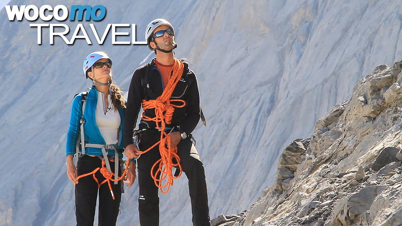 Documentaire Escalade des Alpes Suisses – Eiger, l'arête Mittellegi