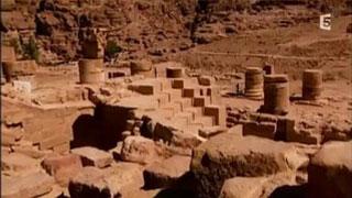 Documentaire Pétra, les secrets de la cité de roc