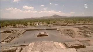 Documentaire Teotihuacán, le berceau du cinquième soleil