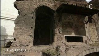 Documentaire Les mysterieuses catacombes de Rome