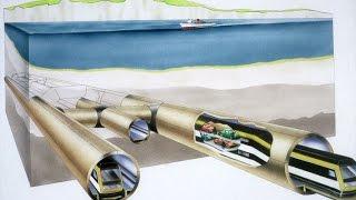 Documentaire Tunnel sous la Manche, le chantier du siècle