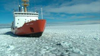 Documentaire Titans des mers : Brise glace géant