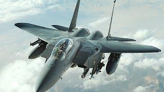 Documentaire Les combattants du ciel – F-15 Eagle