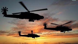 Documentaire Les combattants du ciel – AH-64 Apache