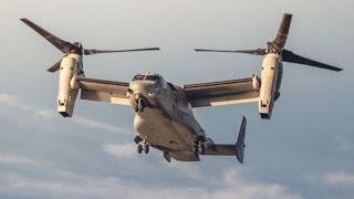 Documentaire Les combattants du ciel – V22 Osprey