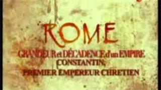 Documentaire Constantin, le premier empereur romain chrétien