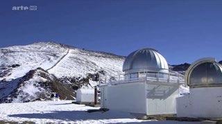 Documentaire Entre Terre et Ciel – Comètes, les archives du système solaire