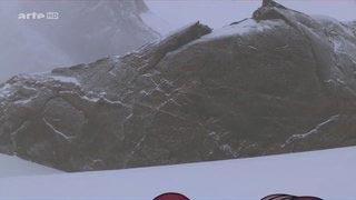 Documentaire La terre de la Reine-Maud, un désert de glace en Antarctique