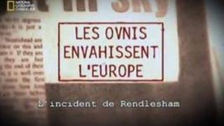 Documentaire L'incident de Rendlesham