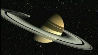Documentaire Saturne et ses anneaux
