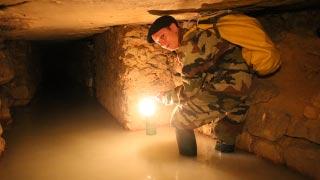 Documentaire Paris souterrain, visite clandestine