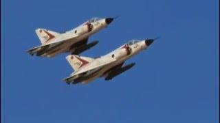 Documentaire Combats dans le ciel du Moyen-Orient
