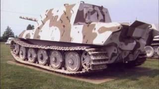 Documentaire Les chars allemands sur les champs de bataille