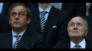 Documentaire FIFA, les dieux du foot sont tombés sur la tête