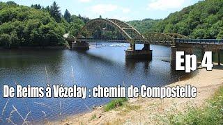 Documentaire Randonnées sans frontières – De Reims à Vézelay, chemin de Compostelle