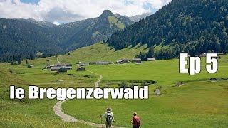 Documentaire Randonnées sans frontières – Le Bregenzerwald